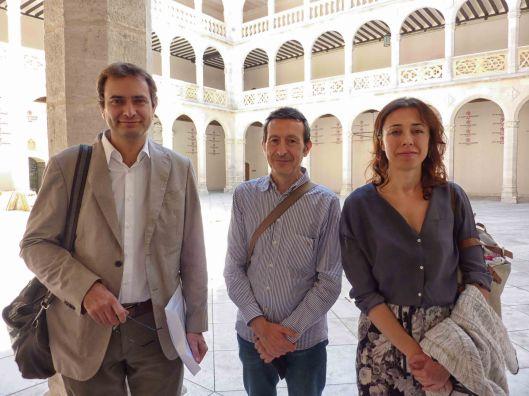 Equipo Curso Cine UVA_Catedra Cine Valladolid