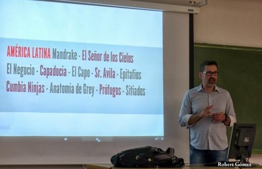 Curso Cine Valladolid_UVA_Robert Gómez