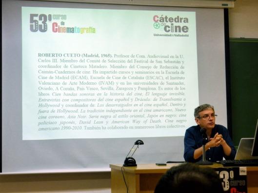 Curso Cine_Universidad Valladolid_Roberto Cueto