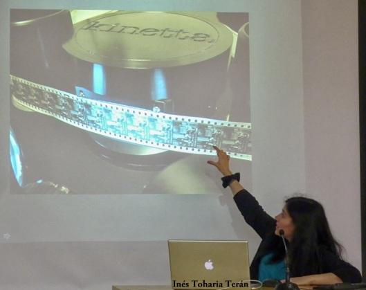 Ines Toharia_Seminario_Curso Cine_Universidad Valladolid