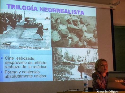 Curso Cine Valladolid_UVA_Mercedes Miguel