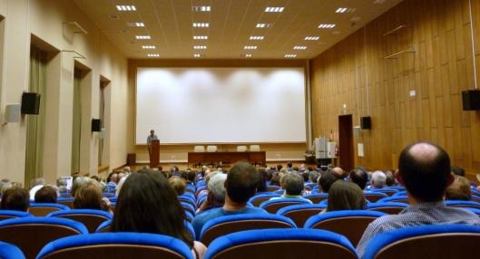 Sala Cine_Curso Cine_Universidad Valladolid