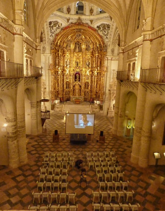 Medina de Rioseco_Curso Cine UVA_Valladolid