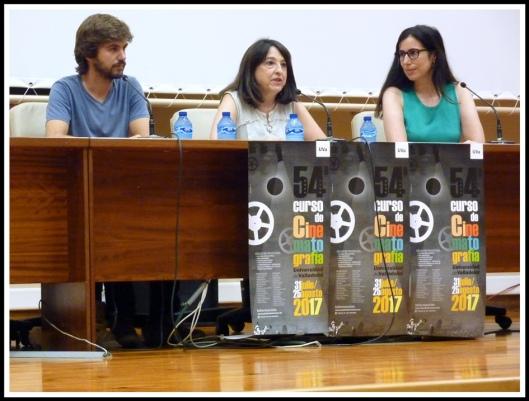 Angelica Tanarro_Curso Cine UVA_Valladolid