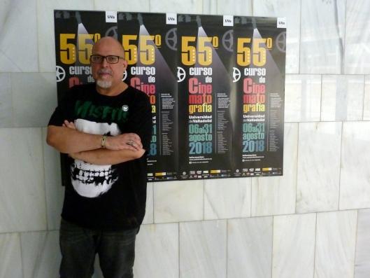 Jesús Palacios, crítico y escritor de cine