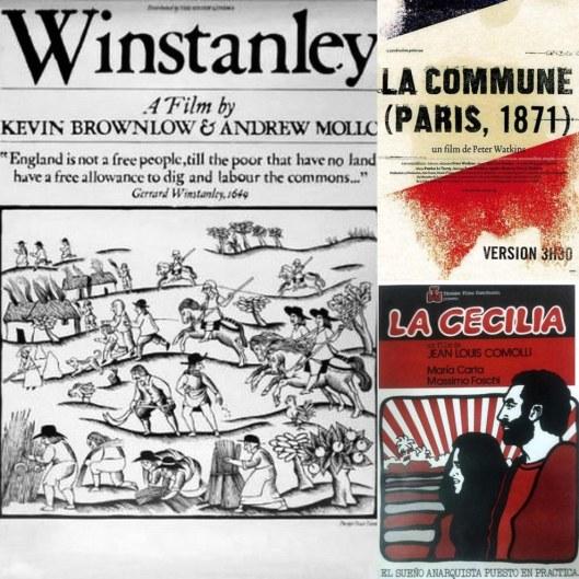 Utopías políticas_Winstanley_La comuna_La cecilia_Largometrajes