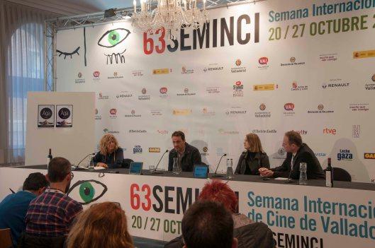 63 Seminci_2018_Valladolid_Aga_Milko Lazarov_Veselka Kiryakova_Foto AtmosferaCine