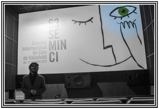63 Seminci_2018_Valladolid_Leon Siminiani_Foto AtmosferaCine