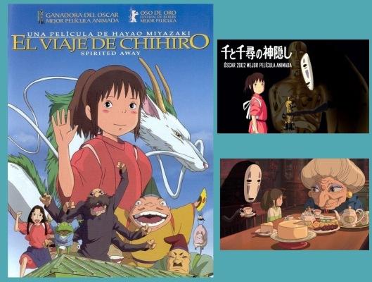 El viaje de Chihiro_Hayao Miyazaki