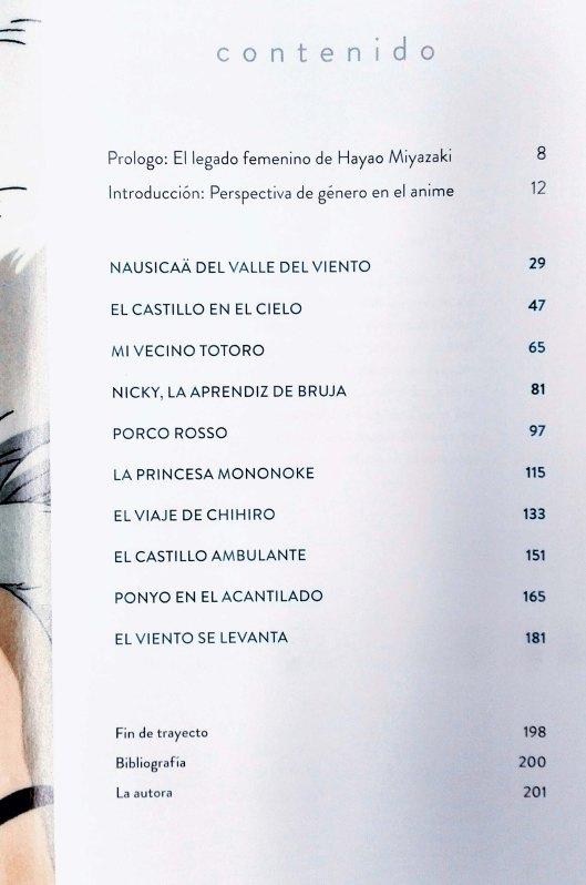 Mujeres de Guibli_Anna Yunyent_Diabolo Ediciones_2018_Contenido