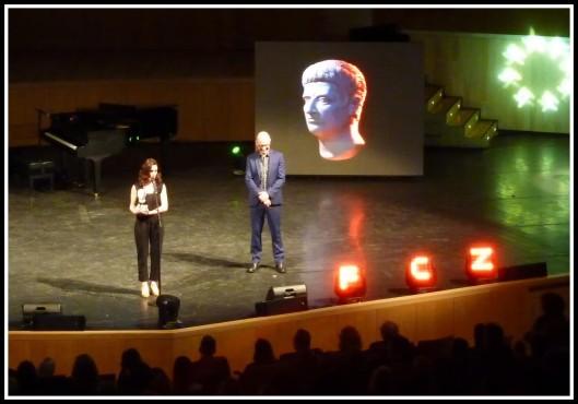 FCZ 2018_Augusto por su Apoyo al Audiovisual Aragonés_Laura Gómez-Lacueva