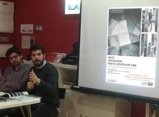 Découpage_Revista Cine_Zaragoza_La Ventana Indiscreta