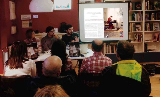 Découpage_Revista Cine_Presentación en Zaragoza_2019