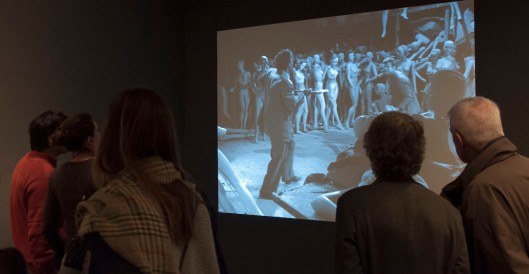 Stanley Kubrick_CCCB_El beso del asesino_Foto AtmosferaCine
