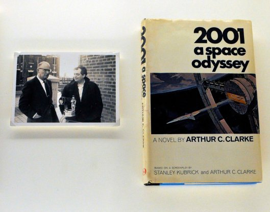 Stanley Kubrick_CCCB_Arthur C. Clarke_2001