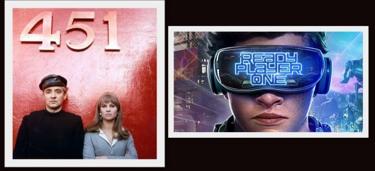 Lectura vs mundo digital_Farenheit 451_Ready Player One