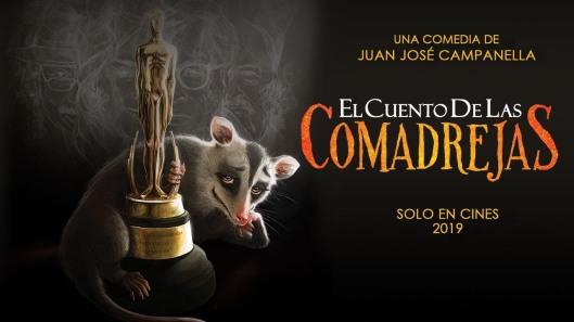El cuento comadrejas-Poster