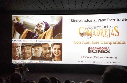 Juan José Campanella-Zaragoza-Aragonia-El cuento de las comadrejas-Foto AtmosferaCine 02