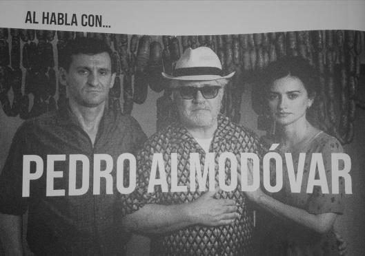 Orphanik-Revista Cine-Madrid-2019-Pedro Almodovar