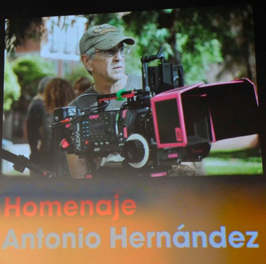 64 SEMINCI-Valladolid-Gala Cine Castilla y Leon-21 octubre 2019-Homenaje Antonio Hernandez