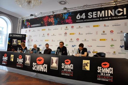 64 SEMINCI-Valladolid-Rueda de prensa-21 octubre 2019-Foto Atmosferacine