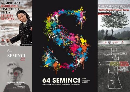 Seminci-Valladolid-2019-Carteles oficiales