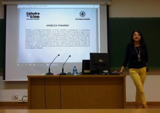 Angelica Tanarro-Universidad de Valladolid-Curso Cinematografia-2019