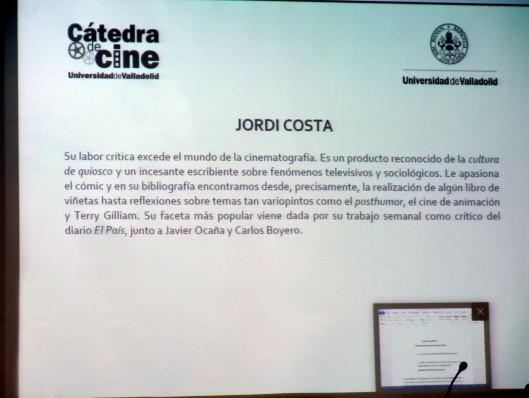 Jordi Costa-CV abreviado