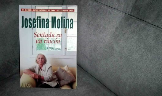 Seminci-Valladolid-Libro Josefina Molina-Foto Atmosferacine