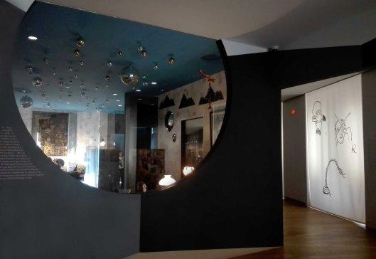 Museo Arte Contemporaneo-Madrid-Estudio Ramon Gomez de la Serna
