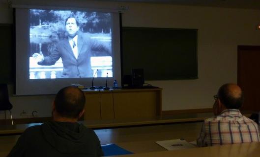 Gomez de la Serna-Proyeccion La mano-Curso Cine Valladolid 2019-Seminario Jordi Costa