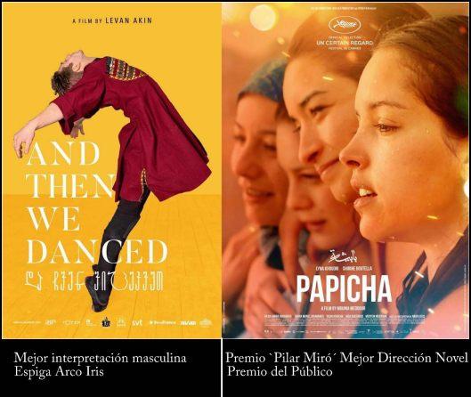 2019 Seminci-Premios-And then we danced-Papicha