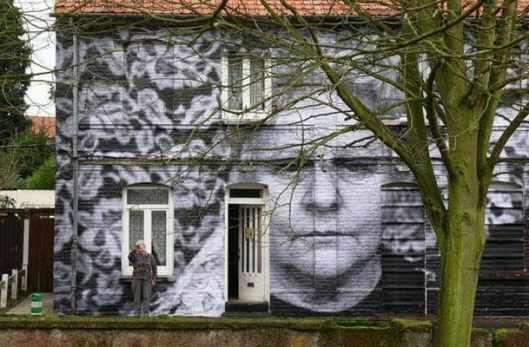 Caras y lugares-Agnes Varda-JR