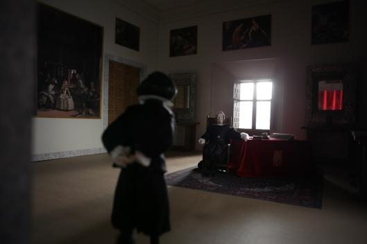 El cuadro-Documental-Andrés Sanz-Las Meninas-Velázquez