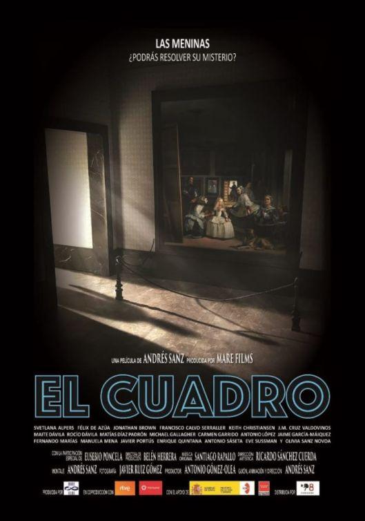 El cuadro-Documental-Mare Films-Cartel
