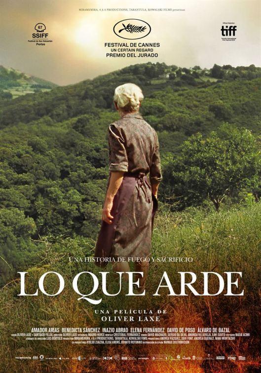 Lo que arde-Oliver Laxe