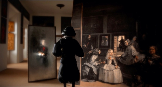 El cuadro-Mare Films-Velázquez y Las Meninas