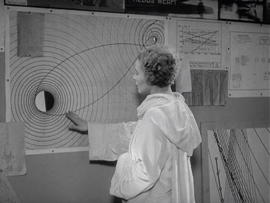 La mujer en la luna-Fritz Lang-Friede-Gerda Maurus