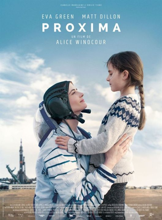 Poster Proxima-Film by Alice Winocour