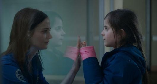 Proxima-Film-Eva Green y Zélie Boulant-Madre e hija