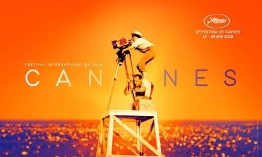 Festival Cine Cannes-2019-Poster-Agnès Varda