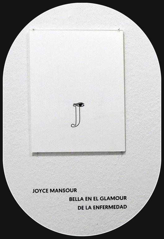 pierre d. la-Galería de personajes-Joyce Mansour