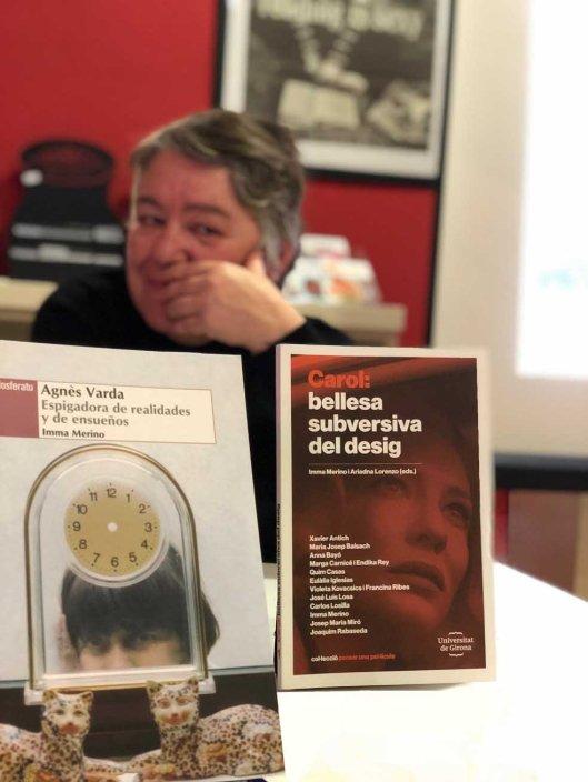 Imma Merino-Libros-Agnès Varda-Carol