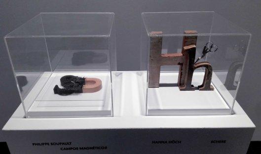 pierre d. la-Galería de personajes-Philippe Soupault-Hanna Höch