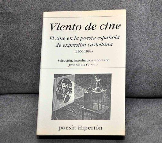 Libro-Viento de cine-Poesía Hiperión