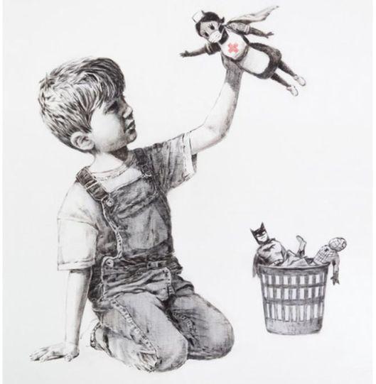 Banksy-Game Changer