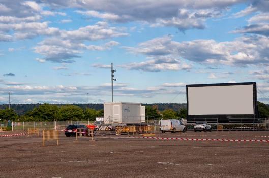 Autocine-Festival Cine Huesca-2020-Foto Atmosfera Cine