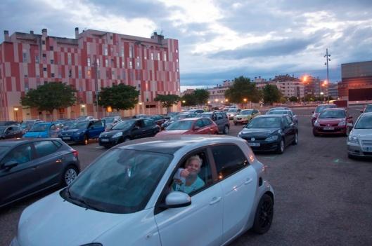 Autocine-Festival Cine Huesca-2020-03-Foto Atmosfera Cine