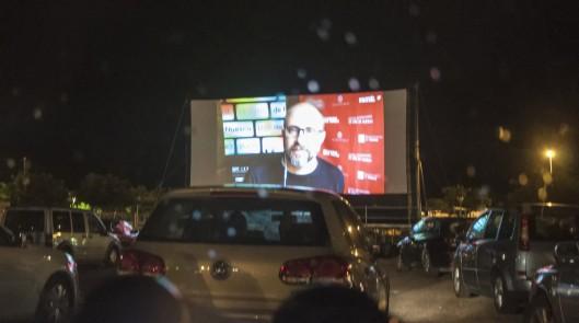 Autocine-Festival Cine Huesca-2020-06-Foto Atmosfera Cine