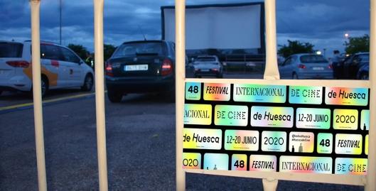 Autocine-Festival Cine Huesca-2020-07-Foto Atmosfera Cine